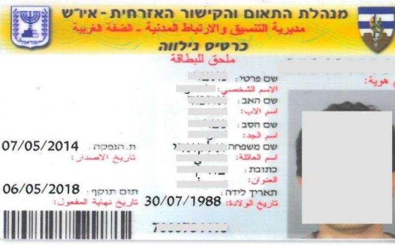 القيود المفروضة على حركة المواطنين الفلسطينيين لدخول القدس الشرقية والأراضي المحتلة عام 1948 والإجراءات الإسرائيلية المتبعة لإصدار التصاريح بمختلف أنواعها