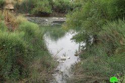 مصادرة مضخة مائية في منطقة الدير شرق قرية عين البيضا محافظة طوباس