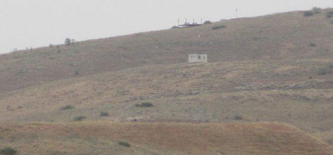 إنشاء بؤرة استعمارية جديدة في منطقة الأغوار الشمالية محافظة طوباس