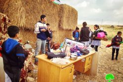 الاحتلال يدمر مدرسة خربة زنوتا جنوب بلدة الظاهرية بمحافظة الخليل