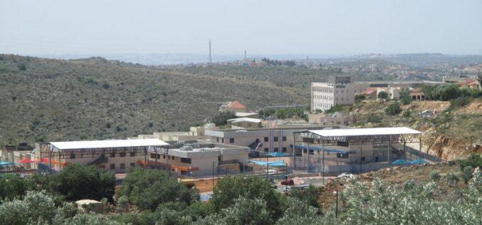 إنشاء تجمع منطقة صناعية وتجارية في مستعمرة رفافا محافظة سلفيت