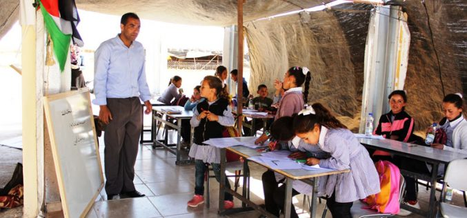 Israeli Occupation Forces demolish Palestinian school for second time in Hebron governorate Violation