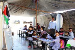 انتهاكاً لحق الأطفال في التعليم الاحتلال يدمر مدرسة زنوتا ويصادر محتوياتها للمرة الثانية خلال أسبوع محافظة الخليل
