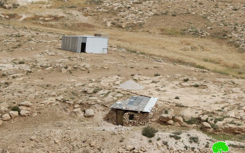 Israeli Occupation Forces notify structures of StopWork in Hebron governorate