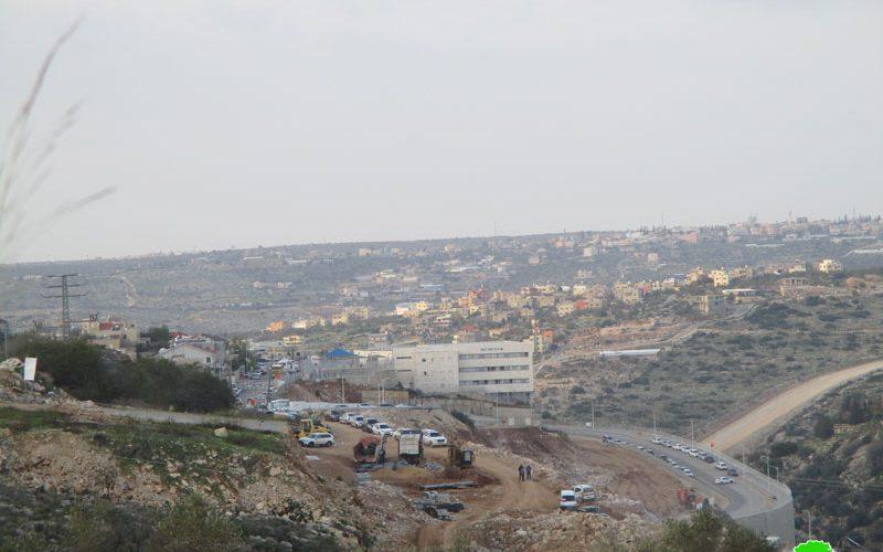 مخطط إسرائيلي لإقامة مدينة إسرائيلية جديدة جنوب مدينة قلقيلية