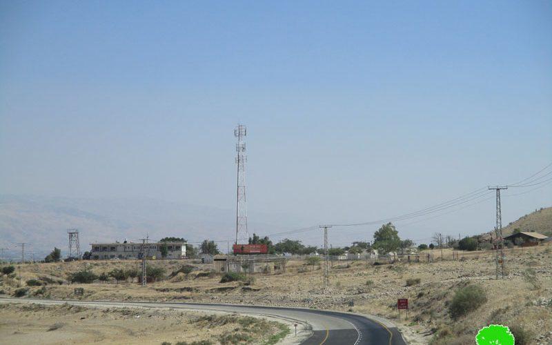 الاحتلال يعلن عن مخطط تفصيلي لتحويل معسكر للجيش إلى مستعمرة على أراضي محافظة طوباس