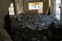 Israeli Authorities Demolishes a Prisoner's Home in Barta'a