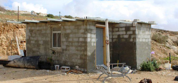 Stop-work and demolition orders in Birin hamlet.