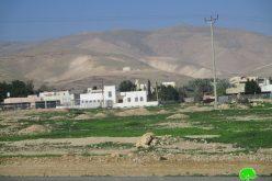 الإعلان عن البدء لإقامة 50 وحدة سكنية في مستعمرة  بتسائيل  على أراضي قرية فصايل  محافظة أريحا