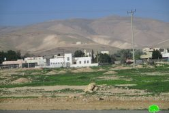 "50 New residential units in ""Pizael"" settlements- Fasayil  Jericho"