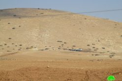 "Eviction notice for Yarza hamlet on claim of  ""conducting military training"""