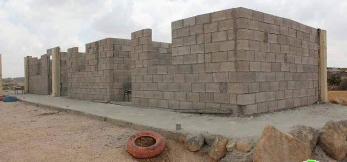 Final demolition order on Zanuta hamlet / Hebron governorate