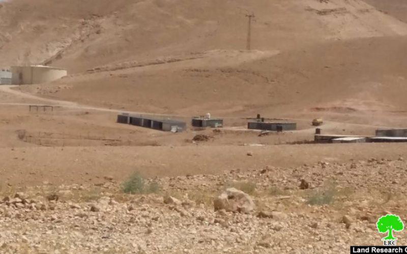 Final demolition order on Al-Mu'arrajat School / West Jericho