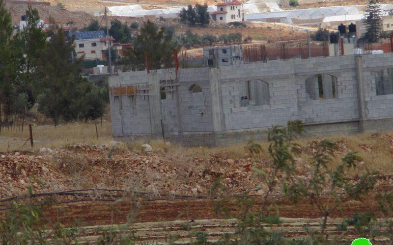 Stop-work military order targets At-Tahadi (9) school in Imreiha hamlet