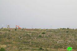 """Expanding """"Kfar Tepuah"""" settlement / Slfit governorate"""