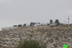 "The occupation authorities legalize ""Mizpe Karam"" outpost/Ramallah governorate."
