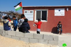 """Halt of construction"" order in Khallet Ad-Dabaa' / Hebron governorate"