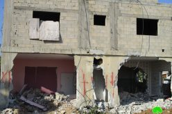 House demolition order in Kubar town / Ramallah governorate