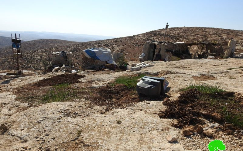 Land eviction order in Al-Mafqara –Hebron governorate