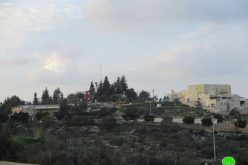 Israel to build a new colonial city in West Bank/ Qalqilya