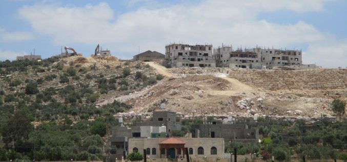 """Leshem"" imposes a great threaten on Palestinian environment and land"