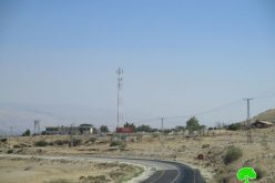 Israeli to establish a settlement in place of Brosh Ha Bik'a / Tubas governorate