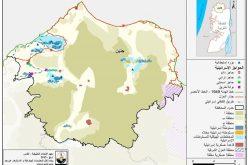 الوضع الجيوسياسي في محافظة جنين