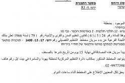 الاحتلال يقرر إقامة محطة لتوليد الطاقة الكهربائية تخدم المستعمرات الإسرائيلية بالقرب من مخيم عقبة جبر للاجئين / محافظة أريحا