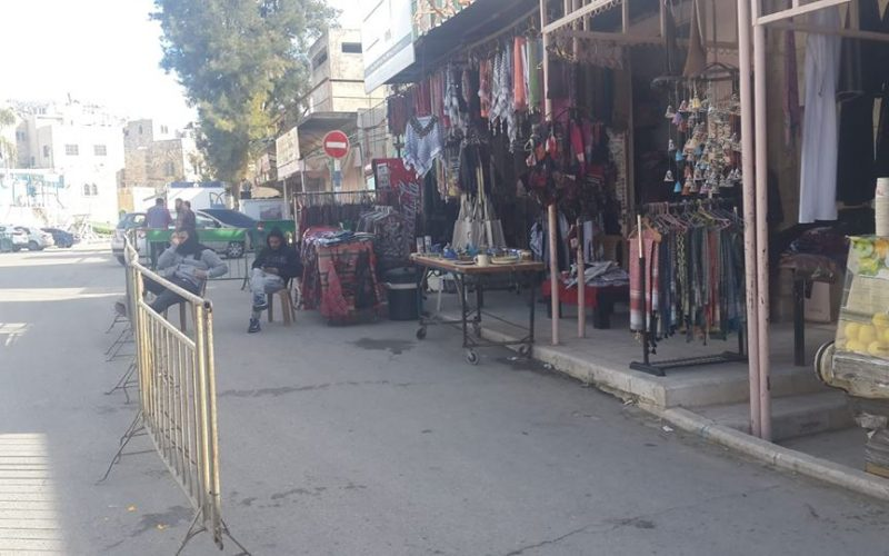 Escalating wave of assaults in the old city of Hebron in 2019