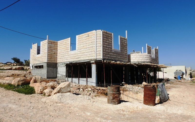 Final demolition orders on structures and facilities in Aj-Juwaya – East Yatta/ Hebron governorate