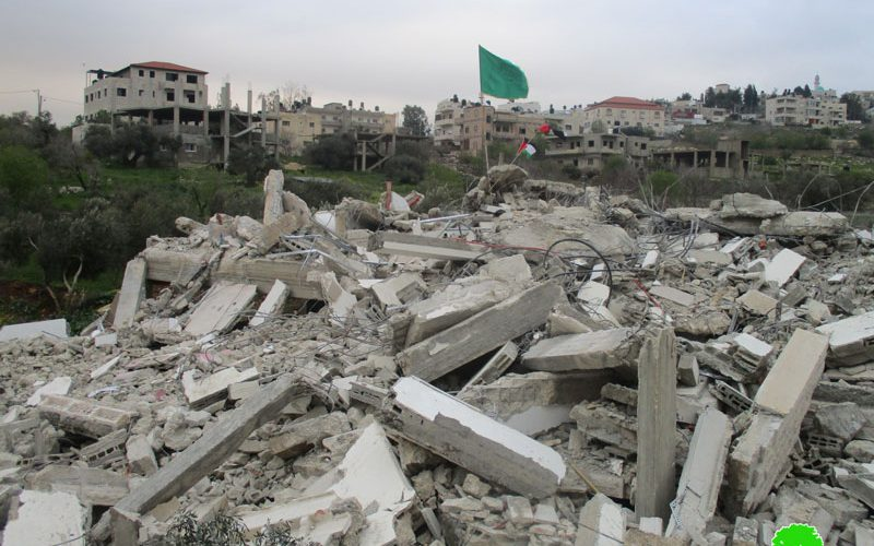 Under security claims, the occupation threatens to demolish prisoner's Assem Al-Barghuthi home/ Ramallah Governorate