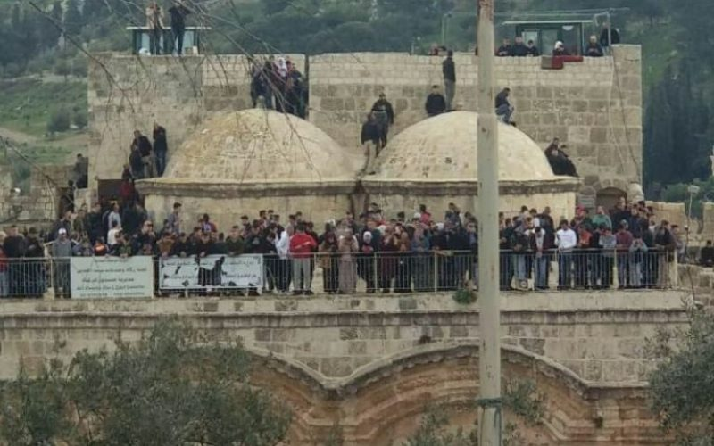 Escalating wave of arrests against Jerusalemites