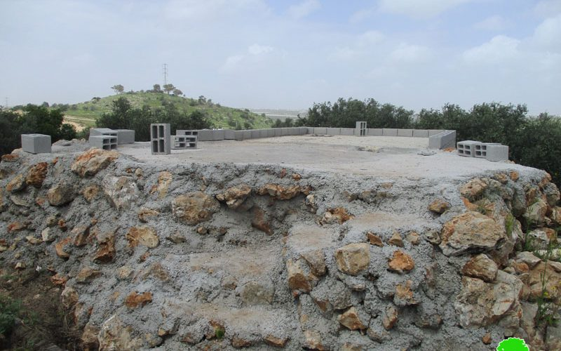 Halt of work orders on agricultural wells – Az-Zawiya/ Salfit governorate