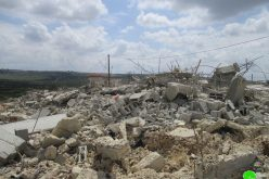 Demolition in Jubara village – South Tulkarim city