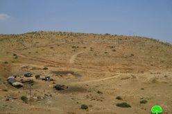 New Outpost Appears in the Northern Jordan Valley Area/ Tubas Governorate