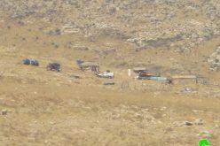 إنشاء بؤرة استعمارية جديدة شرق بلدة الطيبة في محافظة رام الله