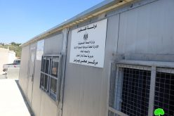 A Final demolition order on a medical center in Birin village / South Hebron