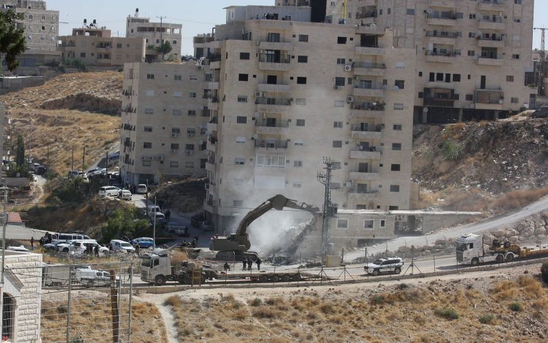 Monitoring Report on the Israeli Settlement Activities in the occupied State of Palestine – August 2019