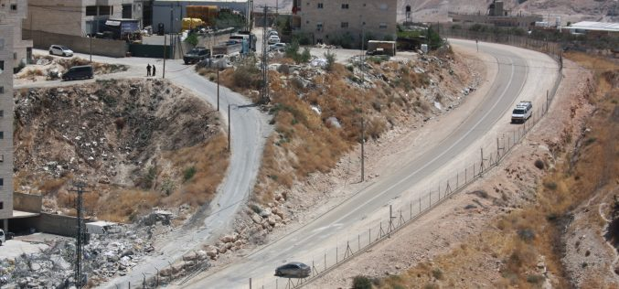 Monitoring Report on the Israeli Settlement Activities in the occupied State of Palestine – September 2019