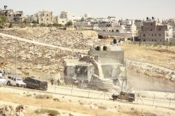 Monitoring Report on the Israeli Settlement Activities in the occupied State of Palestine – July 2019