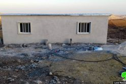 Israel to demolish a house within 96 hours in Khallet Ad-Dabe'a east Yatta / Hebron governorate