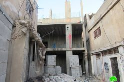 """Abu Hmaid"" family home is under demolition sword once again / Ramallah Governorate"