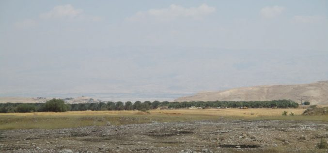 Legalizing an outpost on An-Nuwe'ima village lands / Jericho governorate