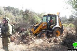 New segment of bypass 60 devours vast areas North Hebron
