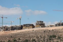 What is the impact of Israeli land policies and the settlement industry in the West Bank?