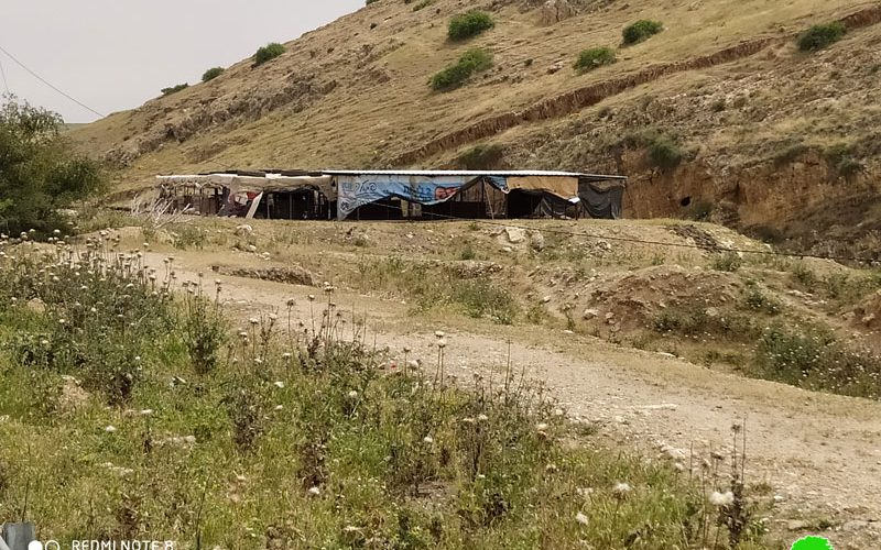 Israeli Violations in the Time of Corona: Agricultural and Residential notices served in Aj-Jiftlik village / Jericho governorate