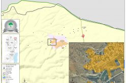Halt of work notice target a house in Bardala village / Tubas governorate
