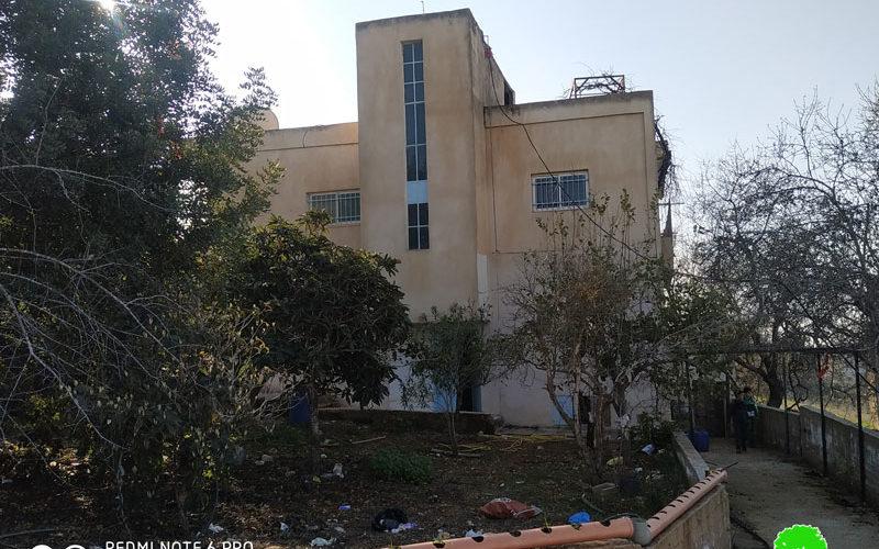 الاحتلال الإسرائيلي يقرر هدم منزل عائلة الأسير قسام البرغوثي في قرية كوبر / محافظة رام الله
