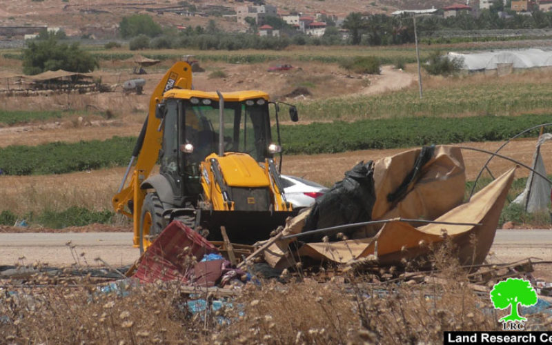 Monitoring Report on the Israeli Settlement Activities in the occupied State of Palestine – August 2020