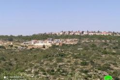 New Colonial Block built Around Havat Ya'er colony / Salfit